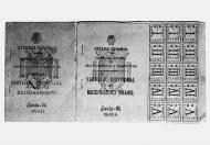 14-05-1939: Inicio cartillas racionamiento