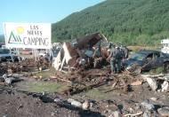 7-8-1996: Catástrofe en el camping de Biescas