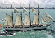 28-02-1928: Entrega Juan Sebastián Elcano a la Armada