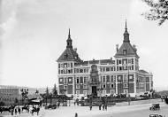 27-05-1959:  Se inaugura la Casa de Velázquez