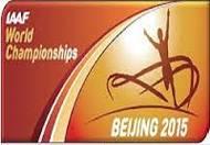 Mundial Atletismo Pekín 2015